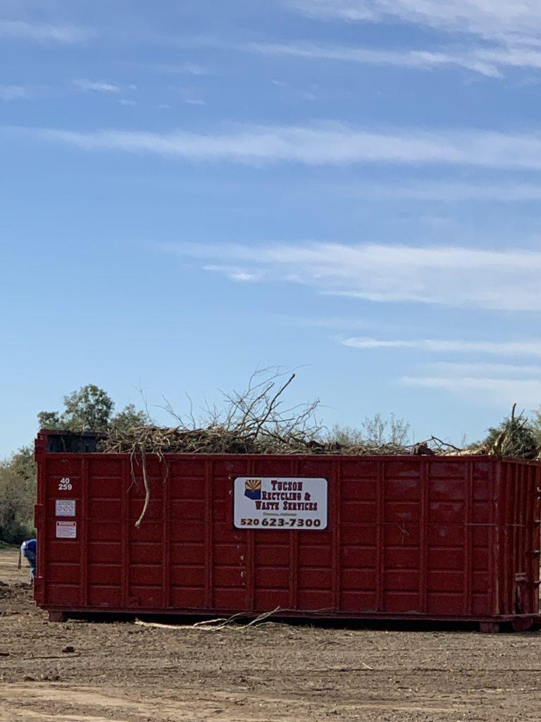 Rent a dumpster Nogales AZ