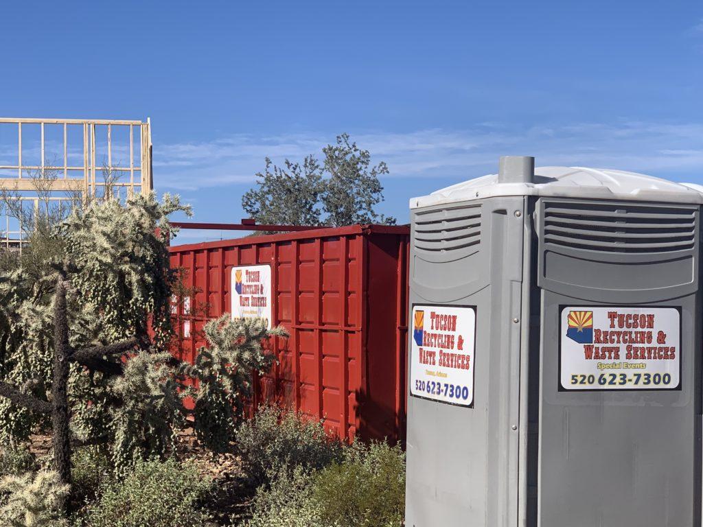 Vail AZ dumpster rental