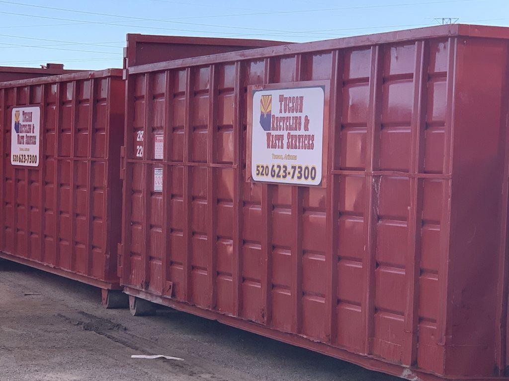 Catalina, AZ dumpster rental