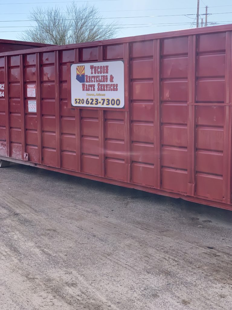 Benson Arizona Dumpster Rental